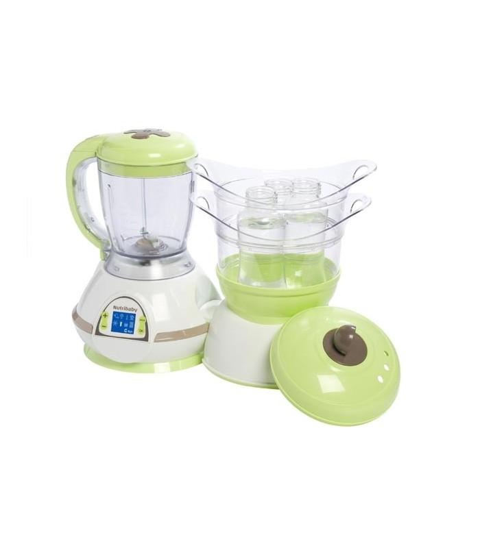 Robot de cocina beb nutribaby babymoov for Robot cocina bebe opiniones
