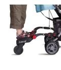 Buggyboard Maxi-Patinete para sillas de paseo-cochecitos de LASCAL