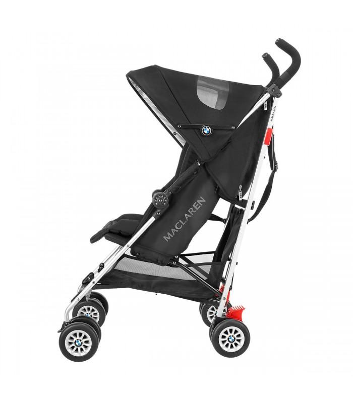 Silla de paseo bmw de maclaren estilo y dise o para el beb for Silla ligera maclaren