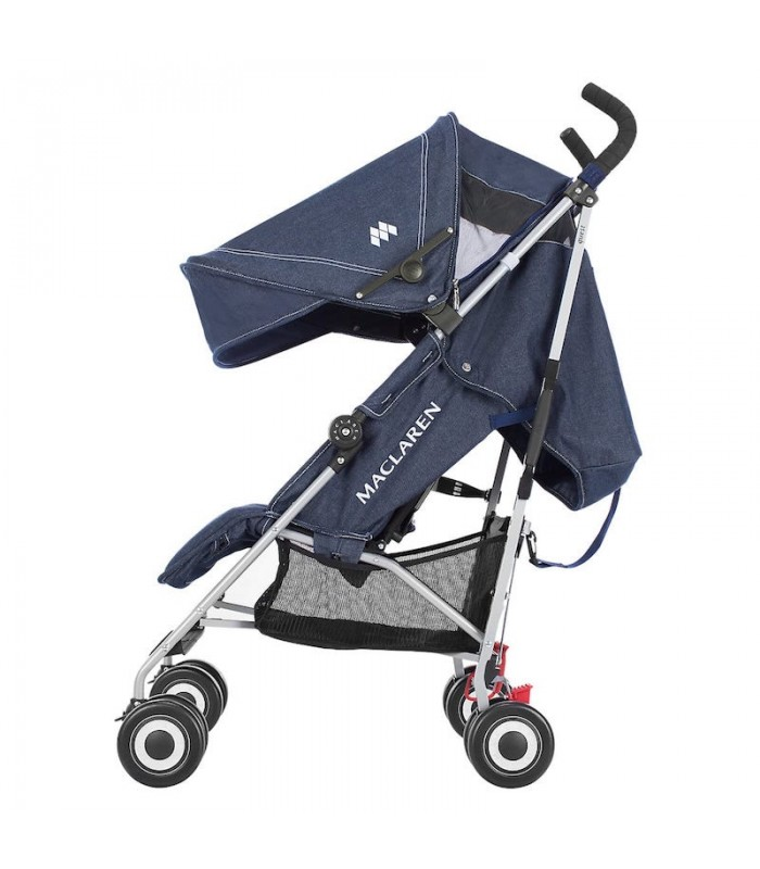 Maclaren quest sport denim for Silla de bebe maclaren