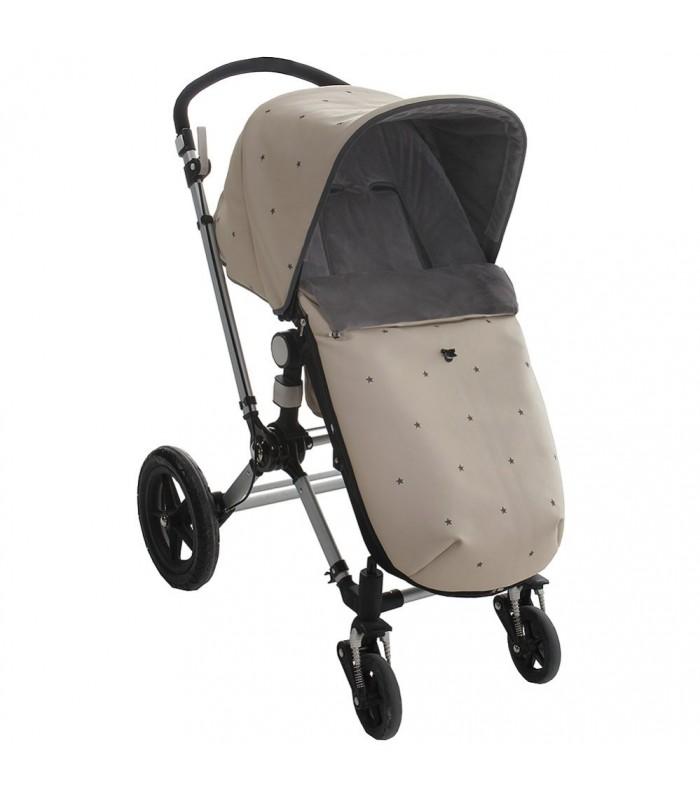 Saco para silla de paseo polipiel coleccion mini de uzturre for Saco para silla maclaren