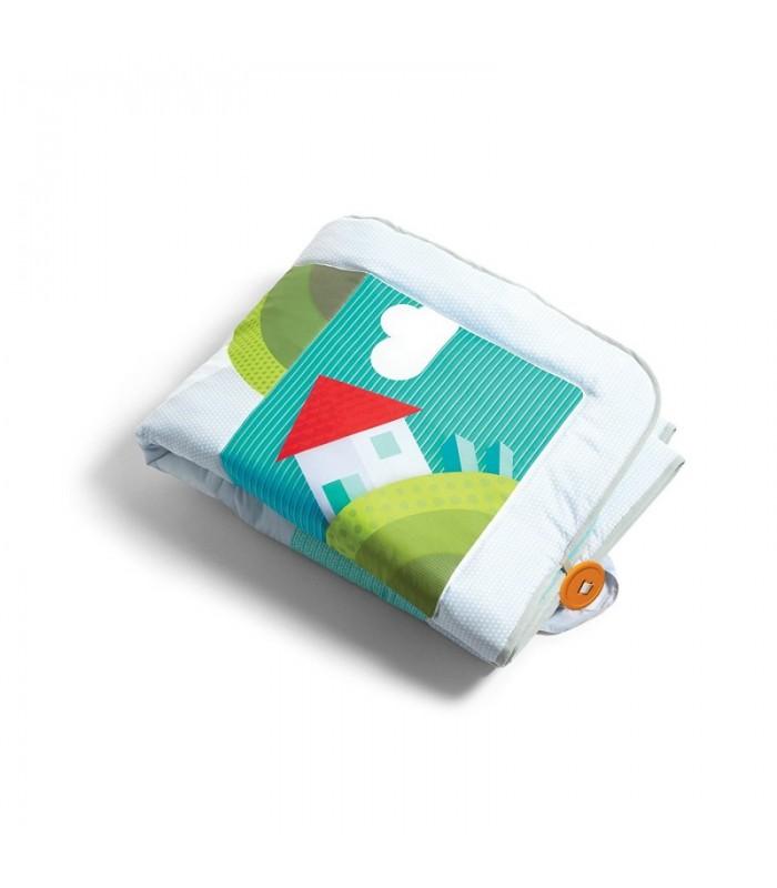bf80827d7738 Manta de juegos gigante Meadow de Tiny Lov con 8 actividades +0M