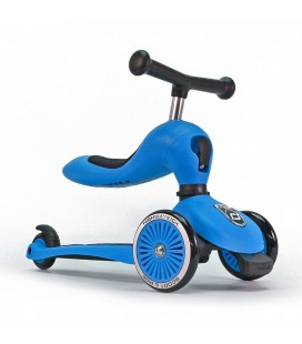 Patinete 2 en 1 HIGHWAYKICK ONE Scoot & Ride