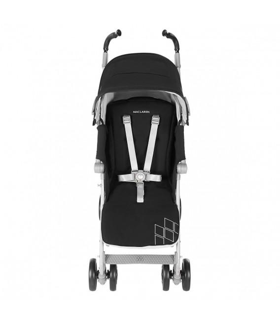 Maclaren-silla-paseo-Techno-XT- black-silver
