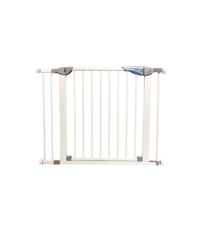 Barrera seguridad para puertas ishtar de bebe due - Seguro para puertas bebe ...