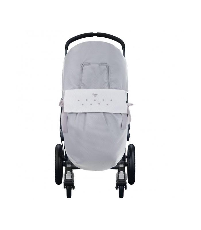 Saco silla de paseo primavera zz rombo de uzturre el saco de 3 usos - Sacos para sillas de paseo bugaboo ...