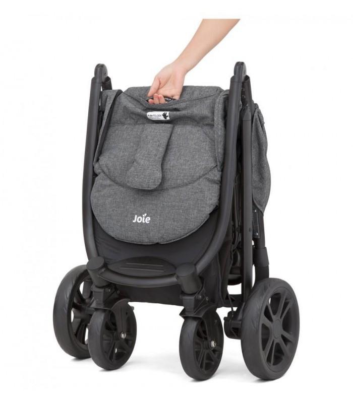 Silla paseo litetrax 4 joie su uso desde el nacimiento hasta 15 kg - Silla paseo compacta ...