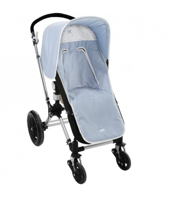 Colchoneta larga para el verano modelo petit para silla paseo de uzturre - Colchoneta silla paseo ...