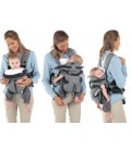 Mochila portabebé travel baby carrier JANE