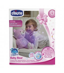 Osito proyector BABY BEAR Chicco