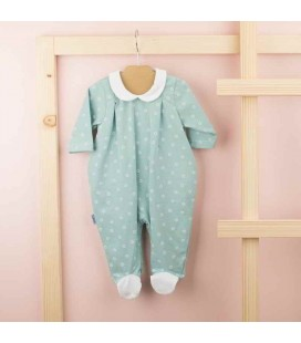 Pijama entero algodón Sunny Babidu