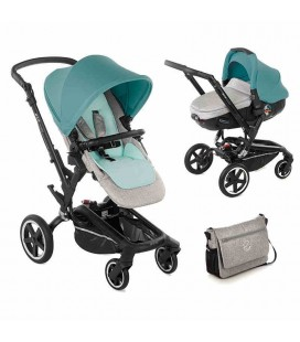 Jane Rider Matrix Light 2 coche de bebe 2 piezas T78 BAOBAD