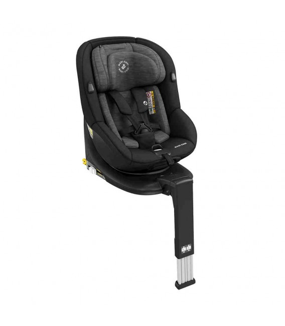 SILLA DE AUTO MAXI COSI MICA 360 I-SIZE Authentic Black