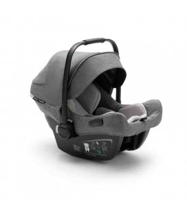 Bugaboo Turtle Air by Nuna silla de auto gris