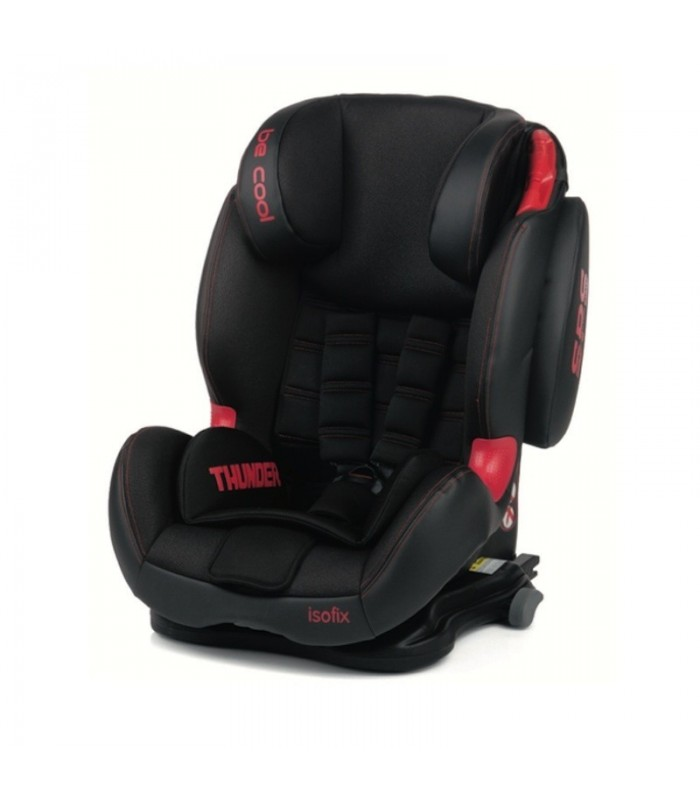 Silla de auto thunder isofix be cool grupo 1 2 3 - Silla 1 2 3 reclinable ...