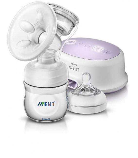 Extractor leche materna electrico sencillo confort Philips-Avent