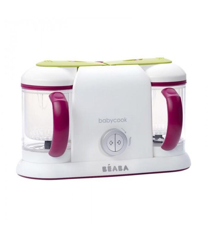 babycook duo de beaba robot de cocina dos en uno para bebes. Black Bedroom Furniture Sets. Home Design Ideas