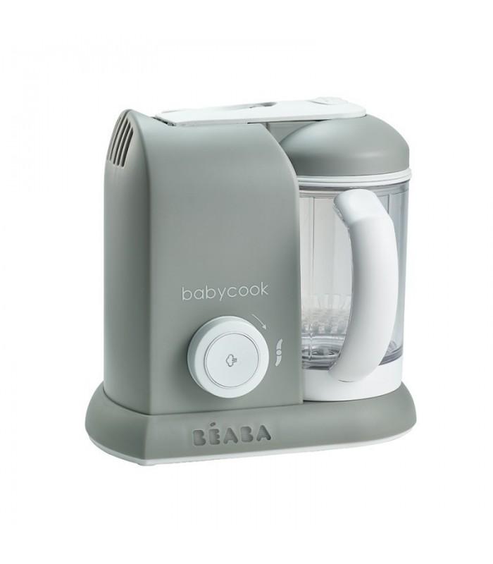 Babycook solo robot de cocina para bebes de beaba for Robot cocina bebe opiniones