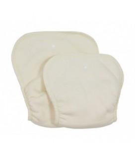 Absorbentes para pañal one size bambu algodon- mseVimse