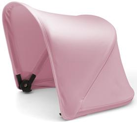 capota rosa pastel
