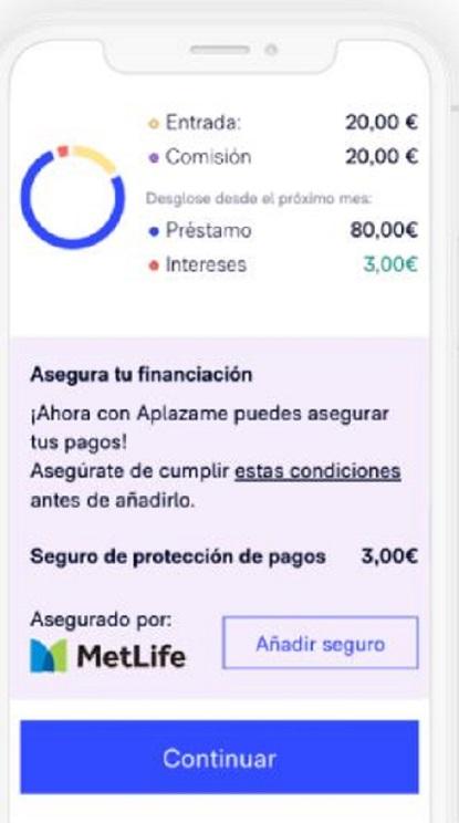 SEGURO PROTECCION DE PAGOS
