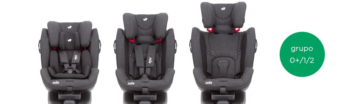 stages isofix joie