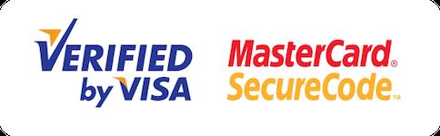VISA O MASTERCARD SECURIZADAS