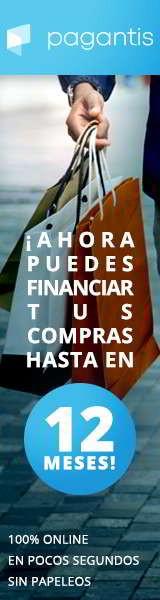 FINANCIA TUS COMPRAS ONLINE CON PAGANTIS