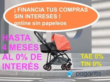 FINANCIAMOS TUS COMPRAS 4 meses sin intereses