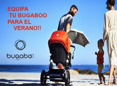 Equipa tu Bugaboo para este verano