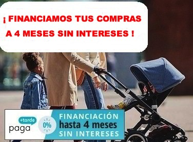 COMPRA EN MAYO Y PAGA EN 4 MESES SIN INTERESES
