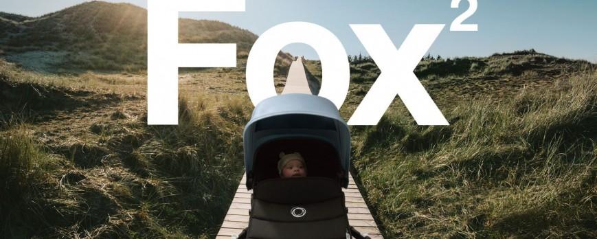 COCHECITO BUGABOO FOX 2