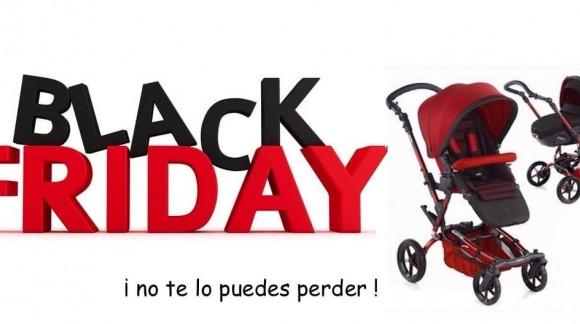 Black Friday y Cyber Monday Bebé: Encuentra lo que necesitas para tu bebé con los mejores precios