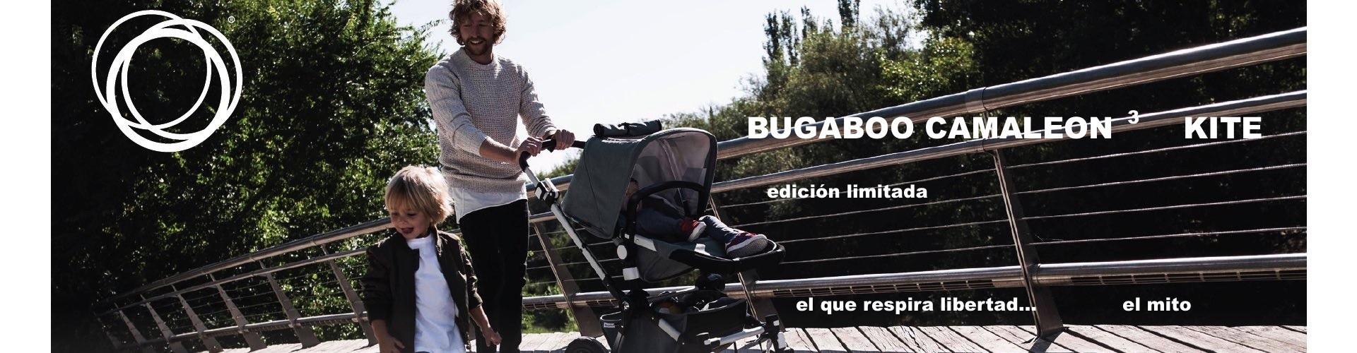 Bugaboo Camaleón 3 Kite edicion limitada