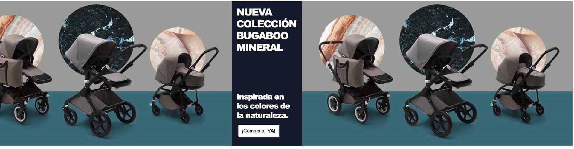 Nueva Colección Bugaboo Mineral Edición Especial